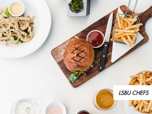 London South-bank University Chefs (LSBU Chefs)